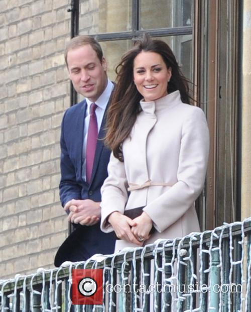 Prince William, Duke, Cambridge, Catherine, Duchess and Peterborough City Hospital. It 25
