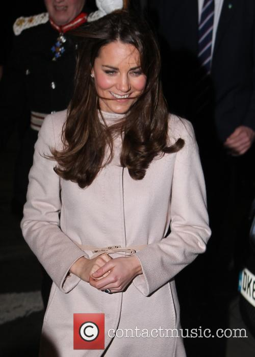 Prince William, Duke, Cambridge, Catherine, Duchess and Peterborough City Hospital. It 10