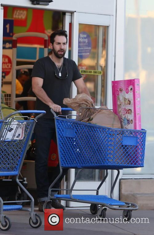Katherine Heigl, Josh Kelly, Adalaide and Party City 6