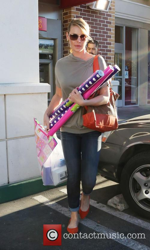 Katherine Heigl, Josh Kelly, Adalaide and Party City 5