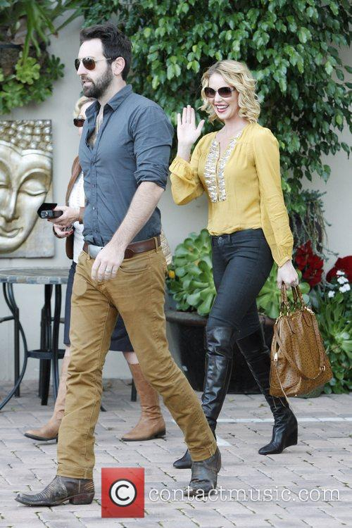Josh Kelley and Katherine Heigl 2