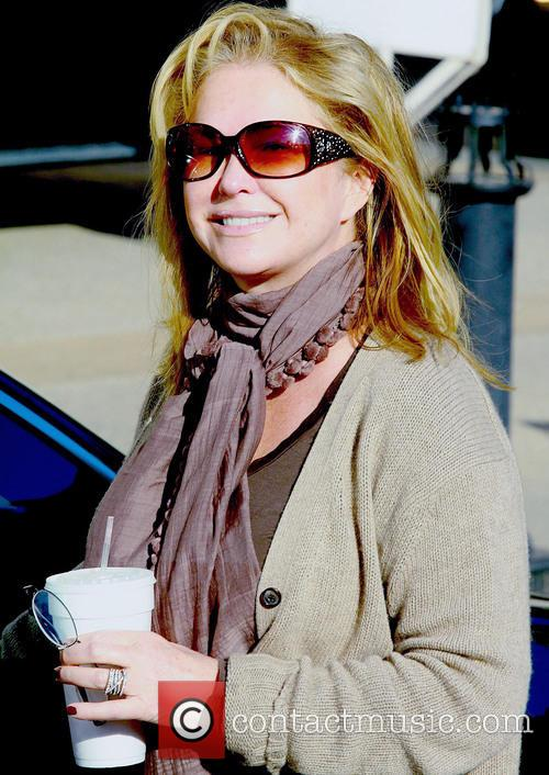 Kathy Hilton leaves Barneys New York in Beverly...