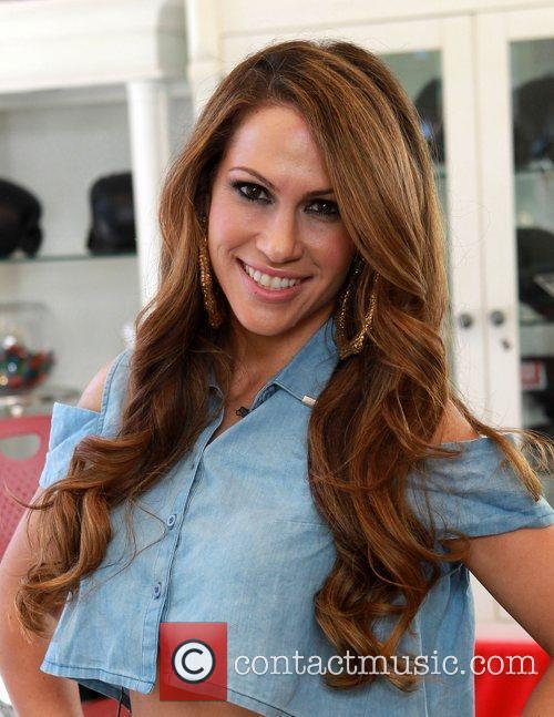 Kimberley Cole Kimberley Cole is interviewed on the...