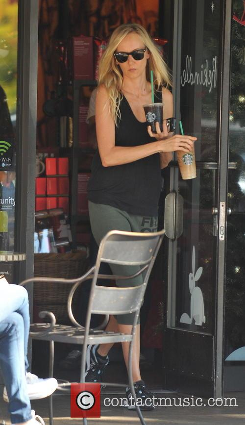 Kimberly Stewart, Starbucks and Mulholland Drive 6