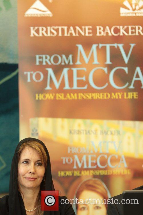 former mtv presenter kristiane backer attends a 4060363
