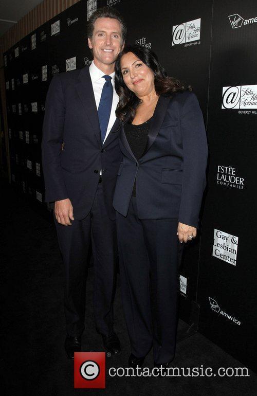 Gavin Newson, Kathy Kloves The Los Angeles Gay...