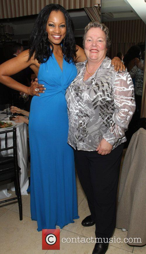 Garcelle Beauvais and Lori Jean The Los Angeles...