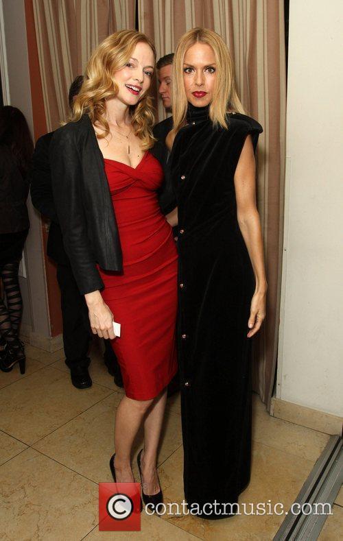 Heather Graham and Rachel Zoe 3