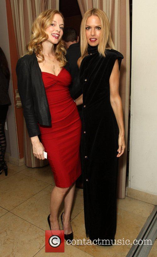 Heather Graham and Rachel Zoe 1