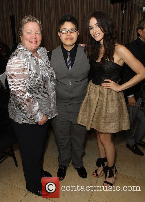 Lori Jean, Ana Campos and Abigail Spencer The...