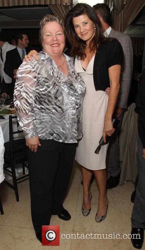 Lori Jean and Daphne Zuniga The Los Angeles...