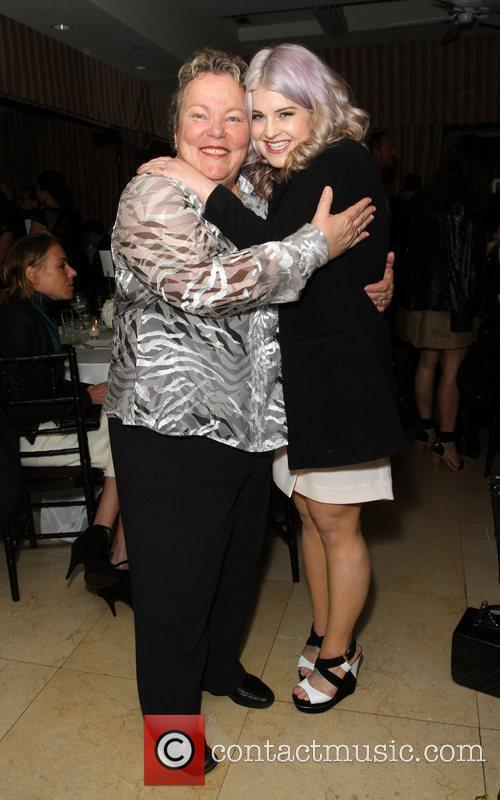Lori Jean and Kelly Osbourne The Los Angeles...
