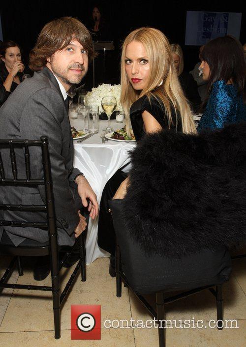 Rodger Berman and Rachel Zoe The Los Angeles...