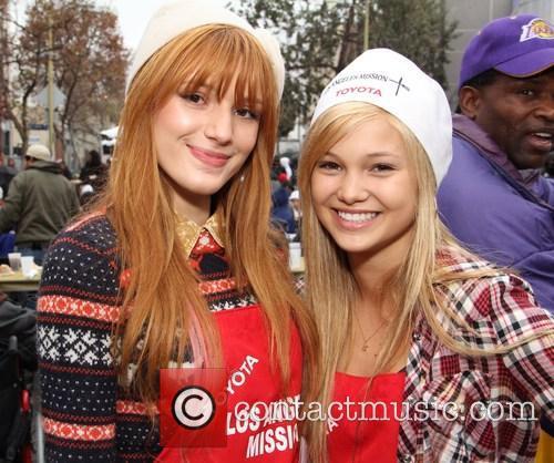Bella Thorne and Olivia Holt 3