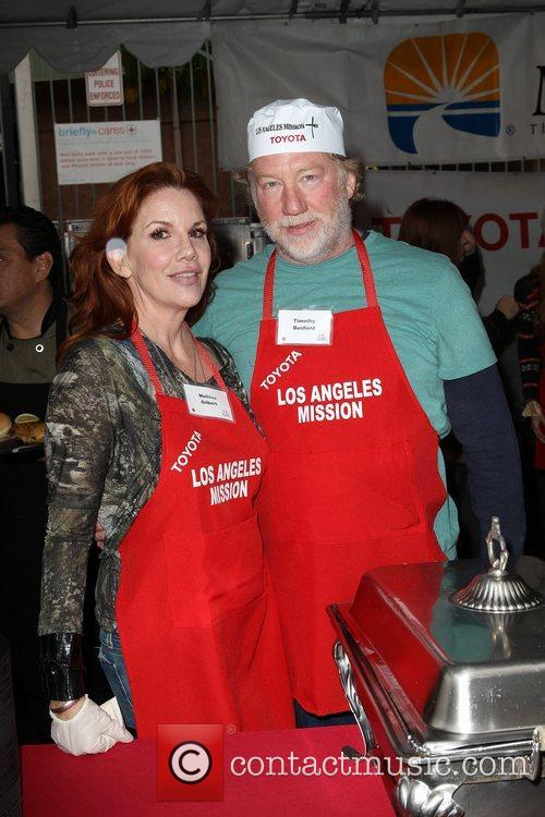 Melissa Gilbert and Timothy Busfield 10