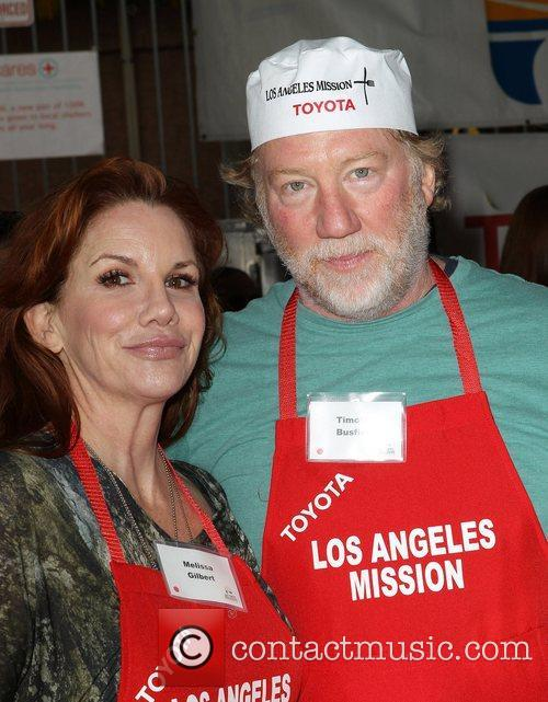 Melissa Gilbert and Timothy Busfield 11