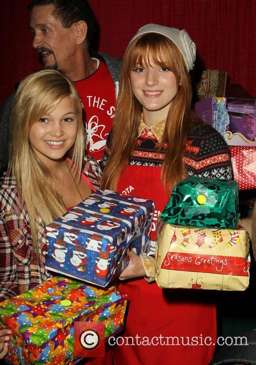 Bella Thorne and Olivia Holt 11