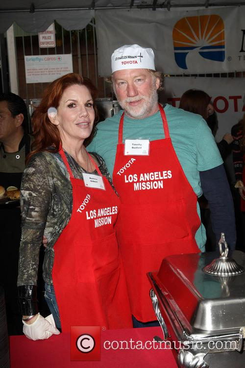 Melissa Gilbert and Timothy Busfield 7