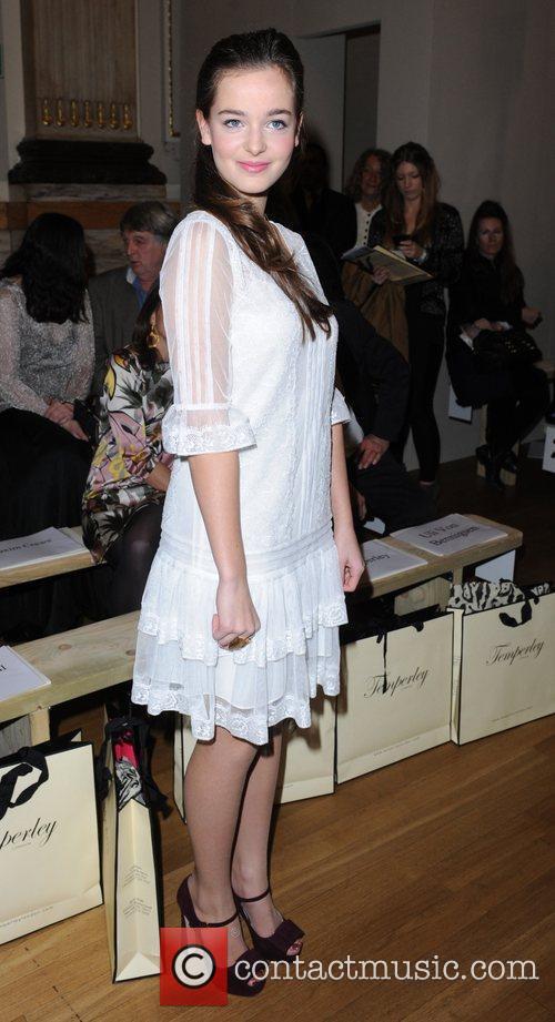 London Fashion Week - Autumn/Winter 2012 - Temperley...