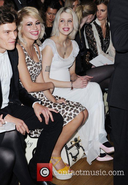 Pixie Lott, Peaches Geldof and London Fashion Week 2