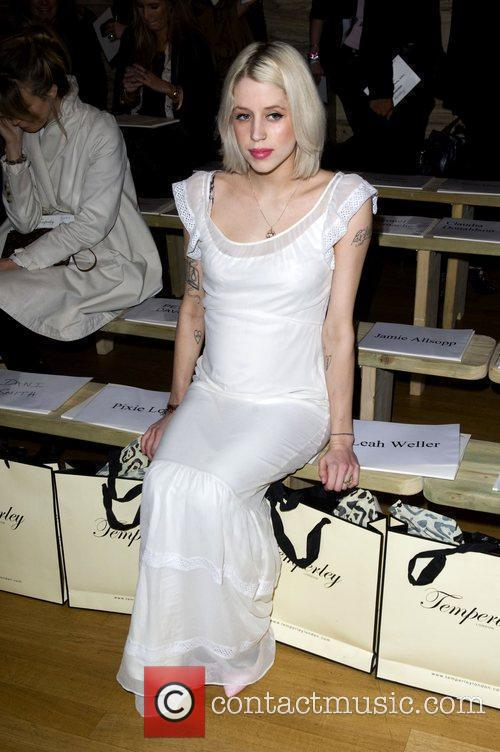 Peaches Geldof London Fashion Week - Autumn/Winter 2012...