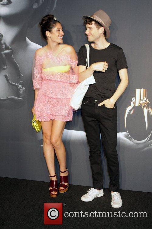 Arden Wohl Lady Gaga 'Fame' Fragrance Launch at...