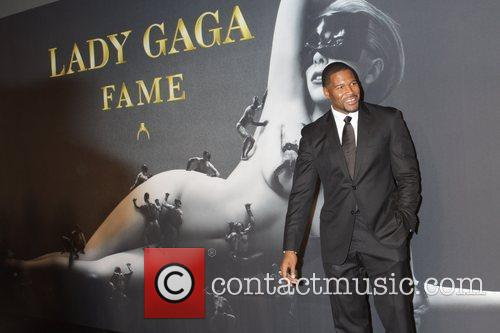 Michael Strahan Lady Gaga 'Fame' Fragrance Launch at...