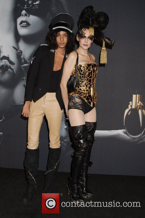 Susanne Bartsch Lady Gaga 'Fame' Fragrance Launch at...