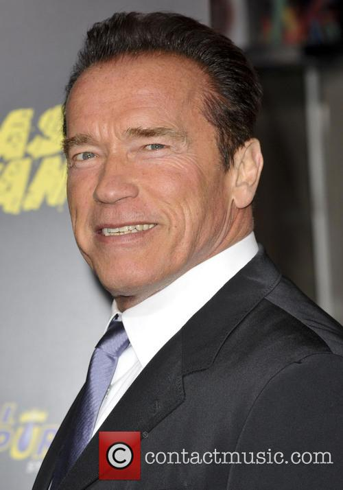 Arnold Schwarzenegger and Grauman's Chinese Theatre 8