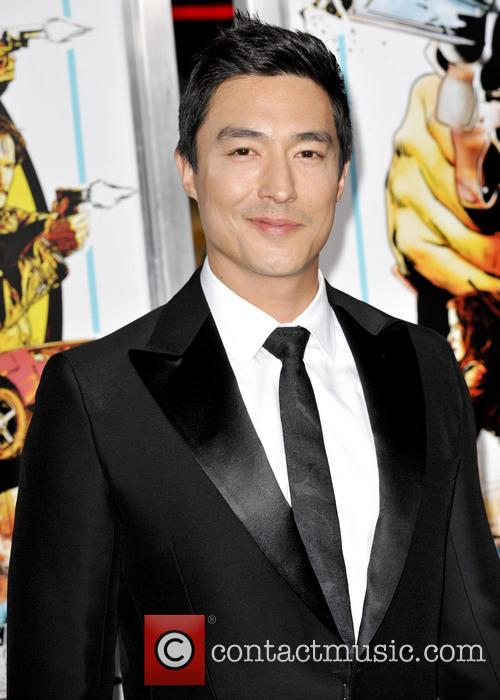 Daniel Henney and Grauman's Chinese Theatre 1