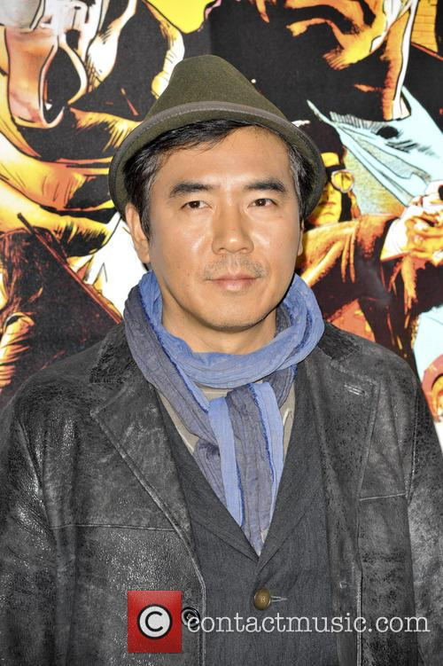 Kim Jee-woon and Grauman's Chinese Theatre 2