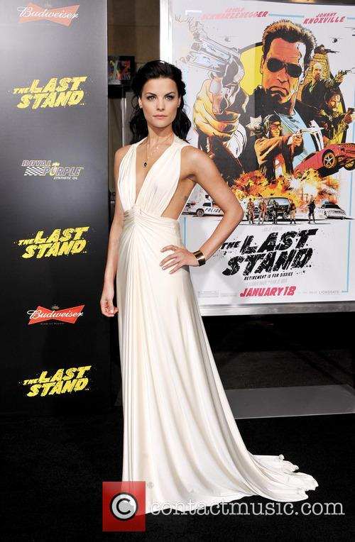 Jaimie Alexander and Grauman's Chinese Theatre 6