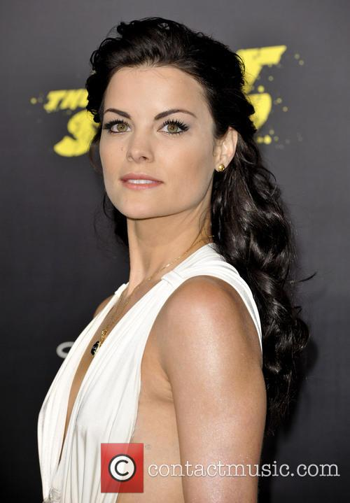 Jaimie Alexander and Grauman's Chinese Theatre 4