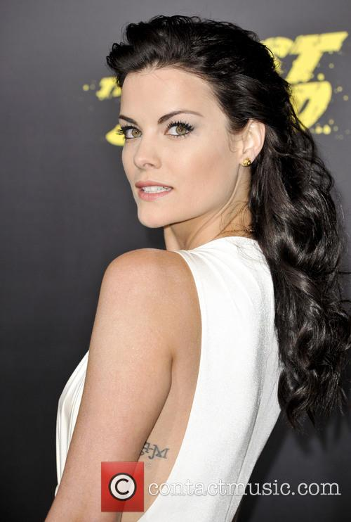 Jaimie Alexander and Grauman's Chinese Theatre 5