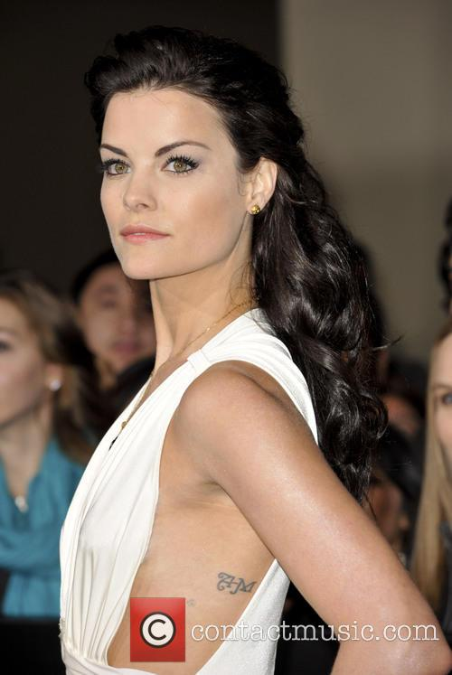 Jaimie Alexander and Grauman's Chinese Theatre 1