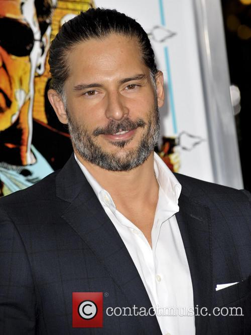 Joe Manganiello and Grauman's Chinese Theatre 2