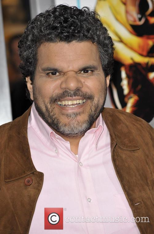 Luis Guzman and Grauman's Chinese Theatre 2