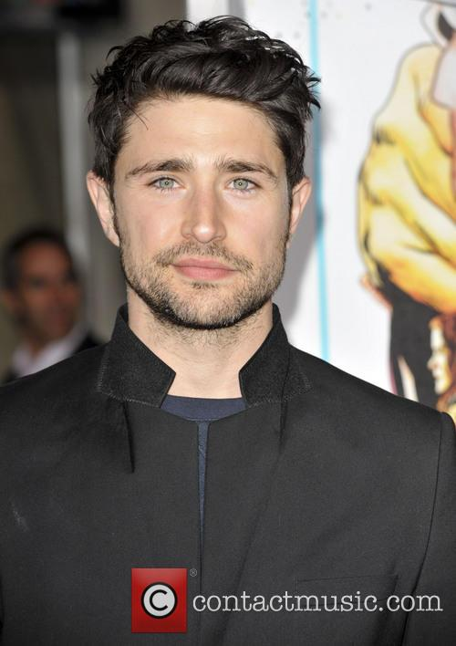Matt Dallas and Grauman's Chinese Theatre 2
