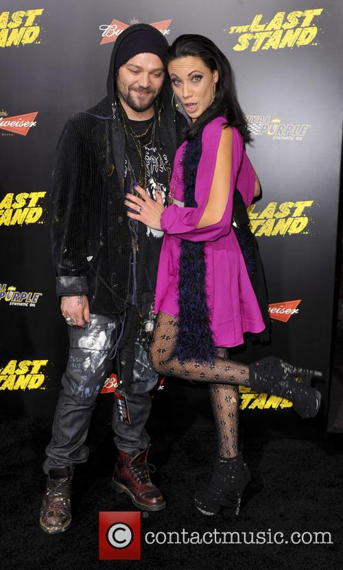 Missy Rothstein, Bam Margera and Grauman's Chinese Theatre 1