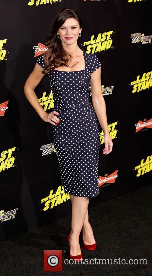 Danielle Vasinova The World Premiere of 'The Last...
