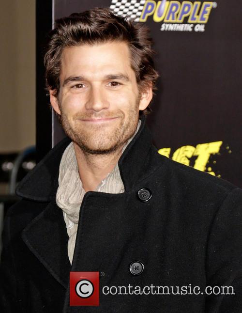 Johnny Whitworth and Grauman's Chinese Theatre 4