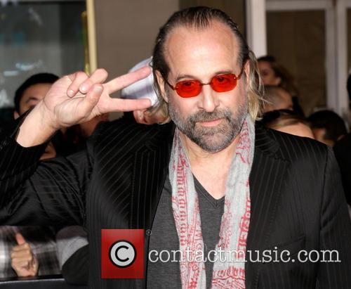 Peter Stormare and Grauman's Chinese Theatre 3
