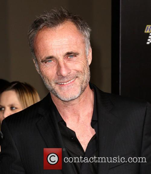 Timothy V. Murphy and Grauman's Chinese Theatre 1