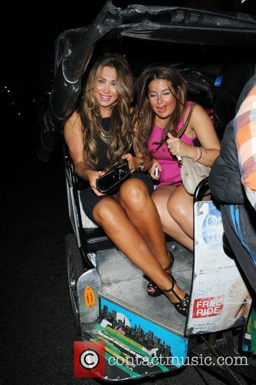 Lauren Goodger and Cafe De Paris 16