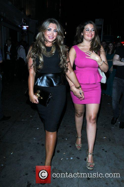 Lauren Goodger and Cafe De Paris 24