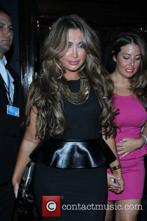 Lauren Goodger and Cafe De Paris 26
