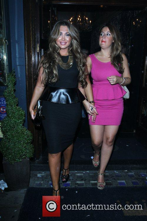 Lauren Goodger and Cafe De Paris 29