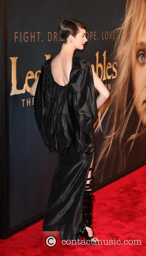 Les Miserables, New York Premiere, Arrivals and Ziegfeld Theatre 11