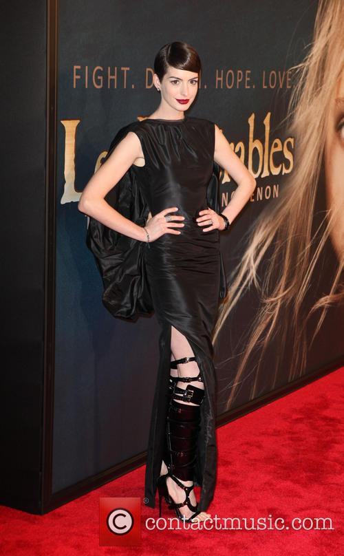 Les Miserables, New York Premiere, Arrivals and Ziegfeld Theatre 10