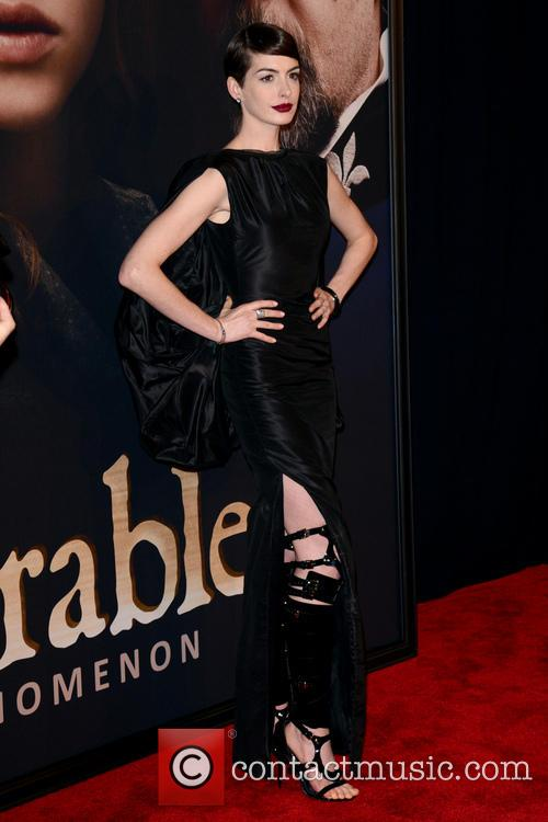 Les Miserables, New York Premiere, Arrivals and Ziegfeld Theatre 22